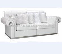 Mordern leather two seat sofa