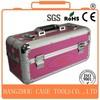 Cases cosmetic aluminum beauty case/box