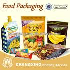 Plastic snack food/dairy food /liquid food/ frozen food packaging