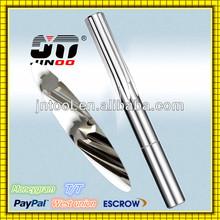 Long life carbide machine solid carbide coolant reamer
