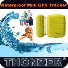 Waterproof IP67 Mini GPS Trackers for Kids/Children/Elder/Disabled/Pet/Animal