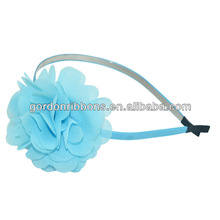 Metal Hair Band,Flower Bow Hair Band