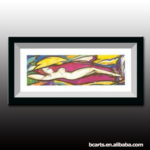 modern art abstract painting modern woman portrait nude lady oil paintings