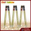 Aslice 2014 new disposable e cigarette 500 puffs gold ushisha e shisha vaporizer pen