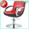 barber chair with round base