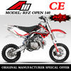 China Apollo ORION CE Diesel 140cc Mini Cross Pit Bike 140cc RFZ Open Dirt Bike