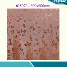 Hanse H56JS076 matt finish rustic tile/polished ceramic floor tile 600x600/red tiles for sale