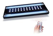 remote control full spectrum aquarium led light daylight