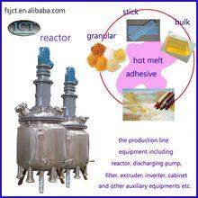 raw material for sanitary reactor making machine