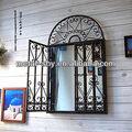 fabricante de hierro ventana guardias de decoración rejas de ventanas