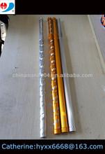 telescopic furture aluminum tube