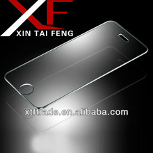 free sample for iphone 9h tempered glass screen protector with design