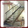 safety anti-slip strip glass stairs