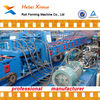 canton fair hot sale xinnuo pre cutting steel steel c z purlin roll forming machine for sale china manufacturer