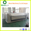 coal or troops laundry used automatic ironing machine