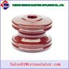 Ceramic electric ANSI spool insulators 53-4