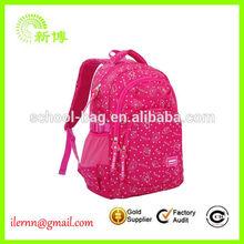2014 newest design cute kids zoo animal backpack
