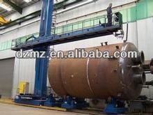 welding boom and rotator