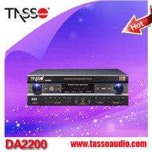 Pro Karaoke Sound Powered System Amplifier Speaker (CE,RoHS)