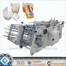 QH-9905 New model take away lunch box making machine Food pails machine