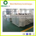 hospital e hotel máquina de lavar roupa de cama da máquina de engomar