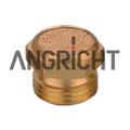 neumático de latón tubo silenciador