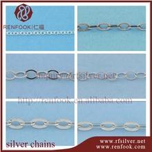 fashion jeans chain china supplier fashion dollar chain necklace
