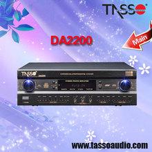Passive Digital Pro Karaoke Power Amplifier Speaker with CE,RoHS