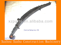 Top Quality XCMG QY50KA Good Front Leaf Spring Assy