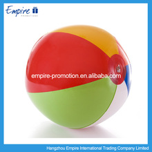Inflatable Non-phthalates PVC Branded Beach Balls