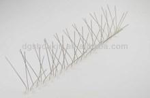 Bird control Bird spikes with pvc pedestal