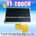"Tablet pc con pantalla lcd de 7"" tableta pulgadas ld pantalla para la pantalla táctil del panel"