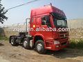 cnhtc howo venda quente usado dupla cabine do caminhão