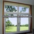 Northglass 3-22mm plano de espesor/curvo/bend claro o tintado templado de vidrio de la ventana para la venta