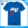 Cartoon T Shirts Summer Man Plain Basic Newest Design Custom Oem