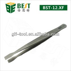 BEST-12.XE Stainless steel smd hot tweezers