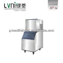 lvni 318kg comercial máquina de hielo makerhome mini fabricante de hielo de la máquina