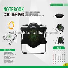2014 new random adjustable laptop pc laptop cooler pad