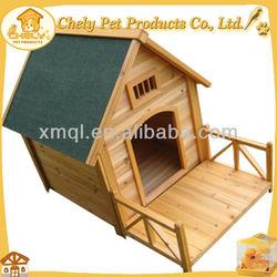 Fashional Dog Kennel with balcony waterproof Design