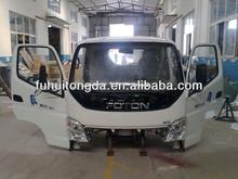 genuine foton white ollin truck cab