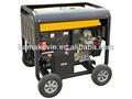 10 kva diesel open frame soudeur.& générateur. double emploi