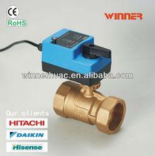 water modulating valve