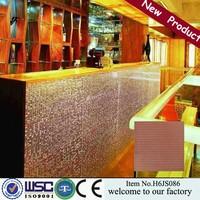 hotel tile/silver kitchen backsplash tiles /bathroom tile lowes 600x600mm hot sales