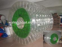 2014 TPU inflatable water roller, water walking roller
