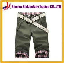 Modern youthful Cargo shorts Mens 3/4 wholesale Cargo Shorts