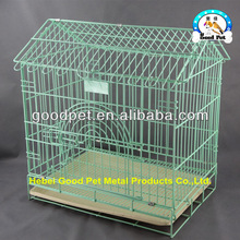 Steepledtop dog house pet cage pet fence
