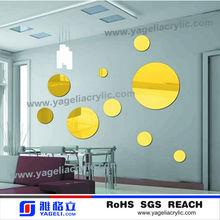 factory wholesale round centerpiece mirror