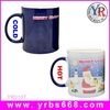 Magic color changing mug promotion trend christmas gift 2014/trend christmas gift 2014
