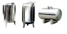 100-20000L stainless steel used lpg storage tanks for sale