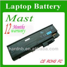 14.8V 2200mah Travelmate 4000 Laptop Battery
